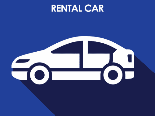 car rental agencies